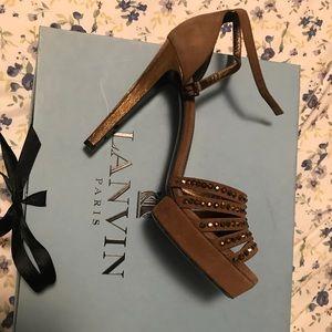 Lanvin high heels